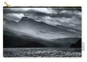 Mountain Storm Clouds Carry-all Pouch