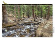 Colorado Mountain Stream 2 Carry-all Pouch