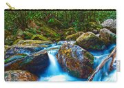 Mountain Streams Carry-all Pouch