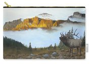 Mountain Sunrise Echoes Carry-all Pouch