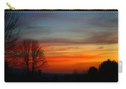 Mountain Sunset 3 Carry-all Pouch