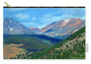 Mountain Top Color Carry-all Pouch