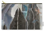 Mountain Trees Carry-all Pouch