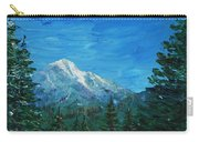 Mountain View Carry-all Pouch by Anastasiya Malakhova