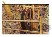 Mountain Water Wheel Carry-all Pouch