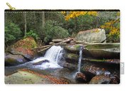 Mountain Waterfall Carry-all Pouch