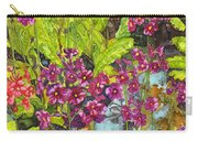 Mountain Wild Flowers Carry-all Pouch