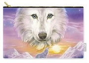 Mountain Wolf Carry-all Pouch