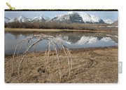 Aboriginal Sacred Sweat Lodge - Waterton Lakes Nat. Park, Alberta Carry-all Pouch