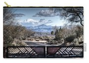 Mountainous Splendor Carry-all Pouch