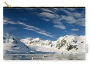 Mountains And Glaciers, Paradise Bay Carry-all Pouch