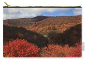 Mountains At Graveyard Fields Carry-all Pouch