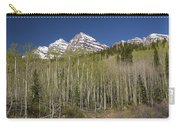 Mountains Co Maroon Bells 23 Carry-all Pouch
