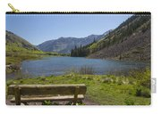Mountains Co Maroon Lake 3 Carry-all Pouch