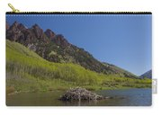 Mountains Co Maroon Lake 4 Carry-all Pouch