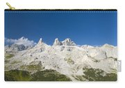 Mountains In The Alps Carry-all Pouch