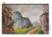 Mountains Landscape Carry-all Pouch