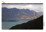 Mountains Meet Lake #4 Carry-all Pouch