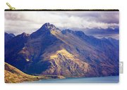 Mountains Meet Lake #6 Carry-all Pouch