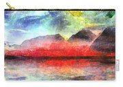 Mountains Of Fire Carry-all Pouch