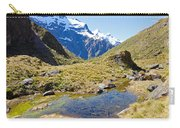 Mountains Of New Zealand Carry-all Pouch