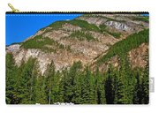 Mountains West Of Kicking Horse Campground In Yoho Np-bc Carry-all Pouch