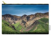 Mountainside Foliage Carry-all Pouch