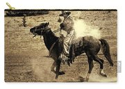 Mounted Shooting Carry-all Pouch