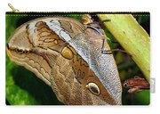 Mournful Owl Butterfly Carry-all Pouch
