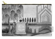 Mourning C1815 Carry-all Pouch