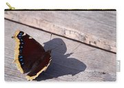 Mourning Cloak Carry-all Pouch