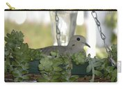 Mourning Dove Nesting Carry-all Pouch