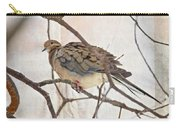 Mourning Dove - Sing No Sad Song For Me #2 Carry-all Pouch