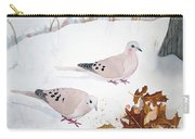 Mourning Doves Carry-all Pouch