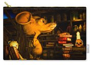 Mouse In The Attic Carry-all Pouch by Bob Orsillo