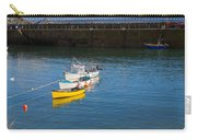 Mousehole Cornwall Carry-all Pouch