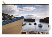 Mousehole Harbour On A May Morning Carry-all Pouch
