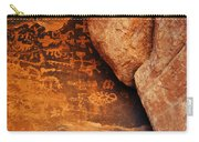 Mouse's Tank Petroglyph Canyon Carry-all Pouch