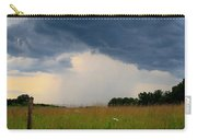 Mouth Of The Storm Carry-all Pouch