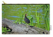 Mouthy Moorhen Carry-all Pouch