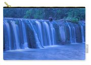 Spring Waterfall Carry-all Pouch