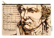 Mozart Carry-all Pouch