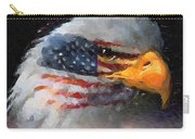 Mr. American Eagle Carry-all Pouch