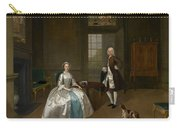 Mr And Mrs Atherton Carry-all Pouch