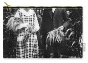 Mr. And Mrs. Luther Burbank Carry-all Pouch