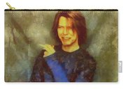 Mr Bowie Carry-all Pouch