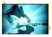 Mr Chuck Berry Blueberry Hill Style Edited 2 Carry-all Pouch