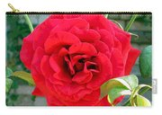 Mr Lincoln Rose Carry-all Pouch