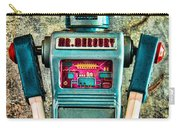 Mr. Mercury Robot Carry-all Pouch