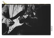 Mick On The Rock And Roll Guitar Carry-all Pouch